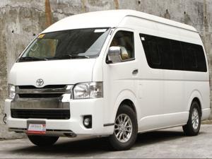 Cho Thuê Xe Du Lịch Toyota Hiace 16 Chổ Tại Cam Ranh