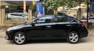 Cho Thuê Xe Hyundai ACCENT Tại Cam Ranh